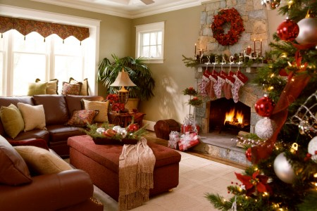 holiday decor living room decorating ideas for christmas