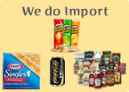 We do Import