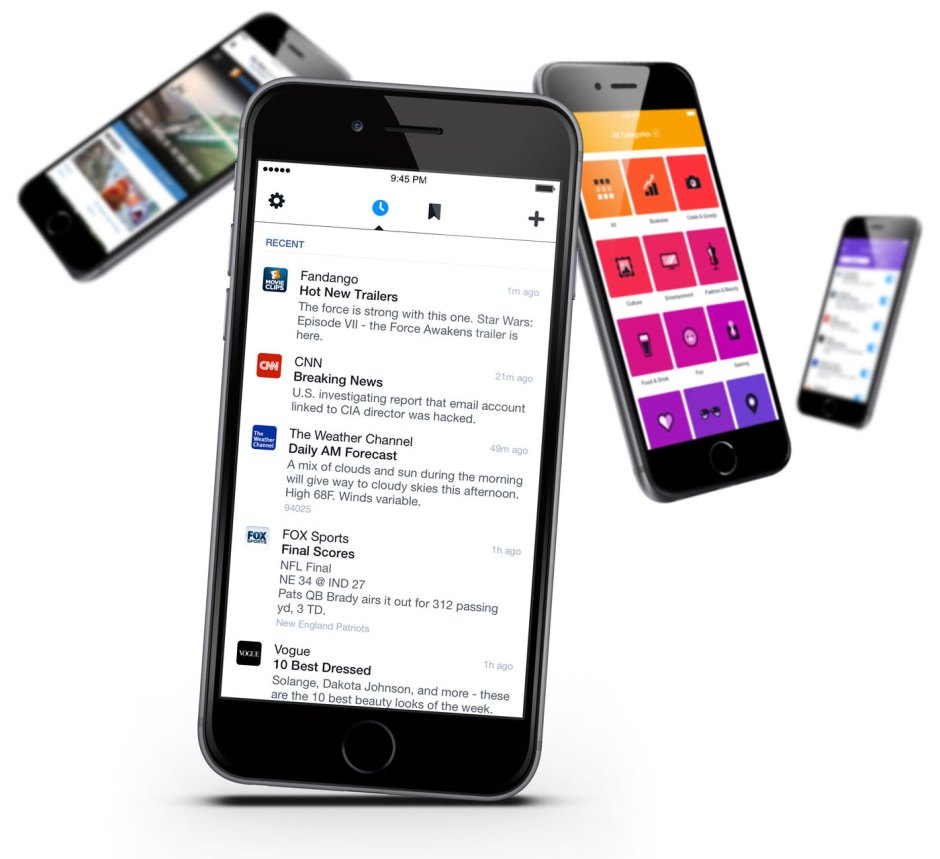 Notify for iPhone