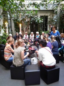 A Wednesday Drop-In at D&G Martini  Bar