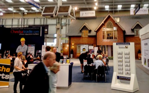 national self build and renovation centre