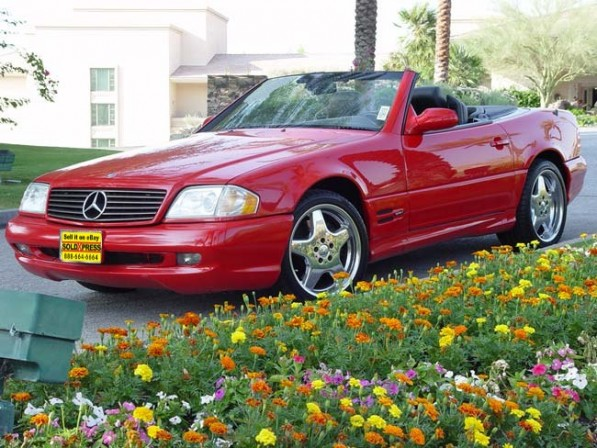 322C 597x448 Pittsburgh Man Gets 1999 SL500 For $20