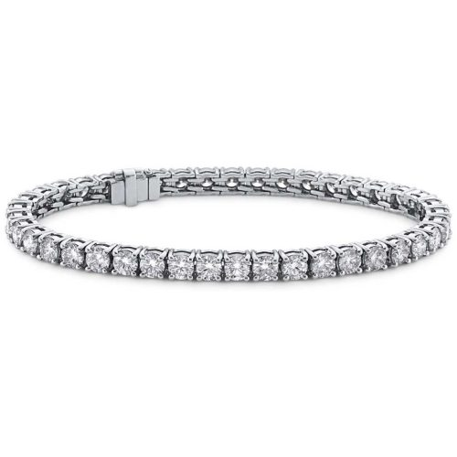 Medium Crop Of Diamond Tennis Bracelet