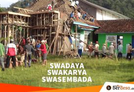 Apa Beda Desa Swadaya, Swakarsa dan Swasembada?