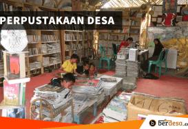Hebatnya Perpustakaan Desa Pandan Wangi, Juara Nasional 2014