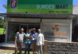 Pingin Jadi BUMDes Jawara, Bermitra-lah dengan Swadesa