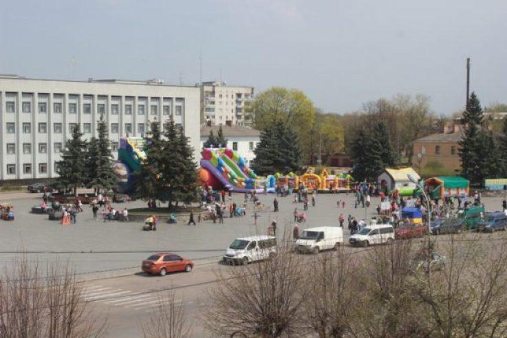 Бердичівська молодь активно залучається до волонтерського руху