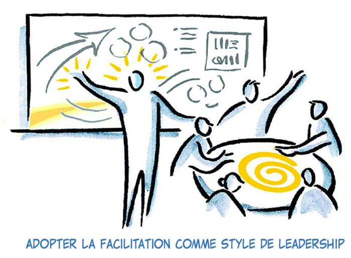 Facilitator-leader