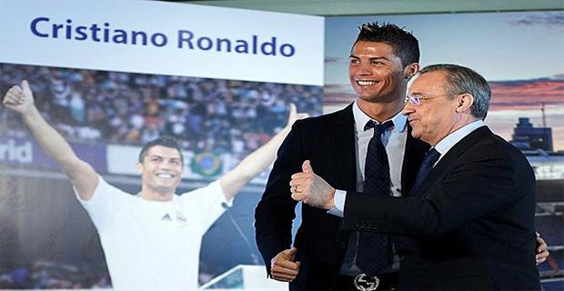 Presiden Real Madrid Ingin Ronaldo di Madrid Untuk Selamanya