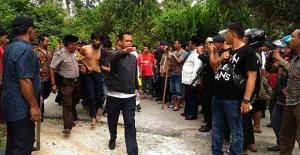 Tahanan Meminta Tolong Kepada Dukun Agar Tidak Tertangkap Lagi