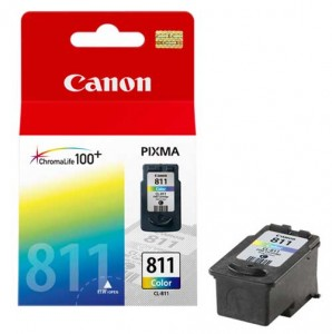 Canon Ink Catridge PG 811 Colour 298x300 Catridge Canon Original CL811 ( Color )
