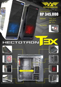 Case Armagedon Hectotron T3x
