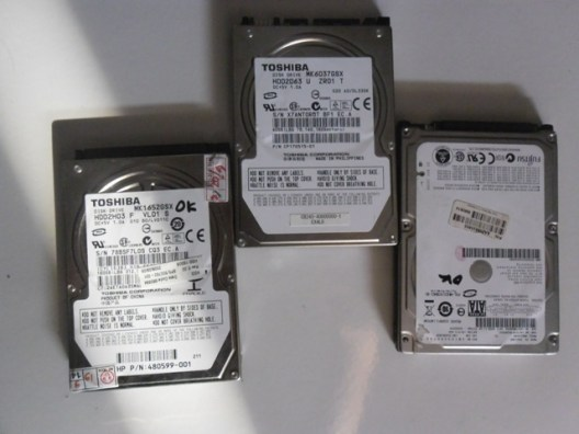 hardisk laptop bekas Hardisk Laptop 160Gb Bekas Normal
