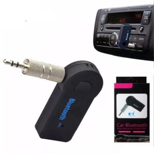 3 5mm bluetooth car kit a2dp wireless fm Bluetooth Audio Car