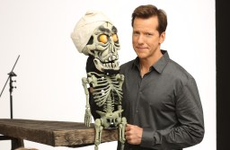 Dunham will perform in the lowcountry on Saturday, November 5 at 5:00 PM North Charleston Coliseum   Levity Entertainment Group  Jeff Dunham Imagery.