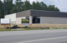 The new Dollar General sits off of Highway 17A in Macedonia.
