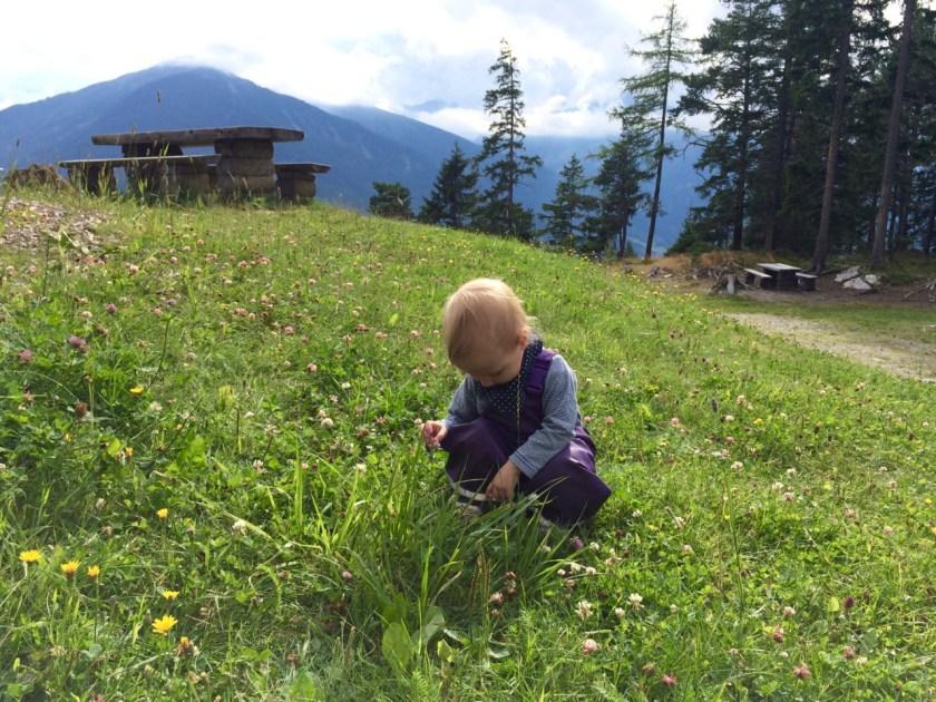 Tirol barrierefrei: Beim Naturparkhaus Kaunergrat. www.berlinfreckles.de