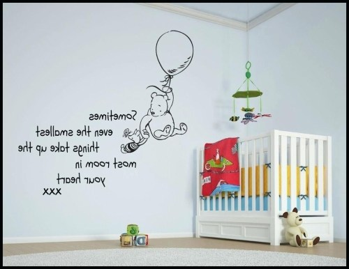 Medium Of Nursery Wall Art