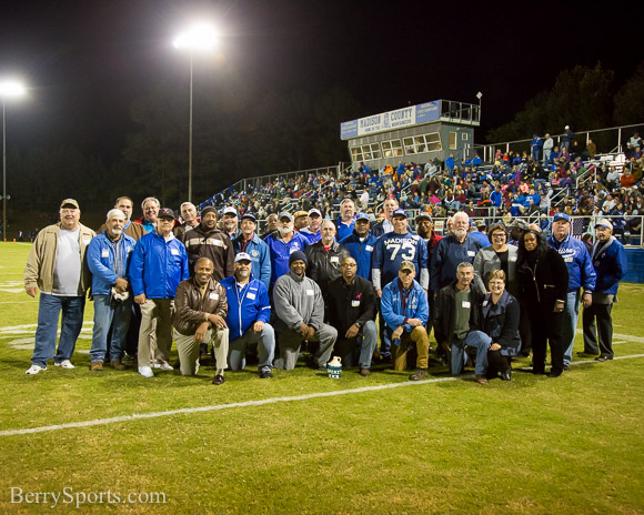 October  14, 2016.     The Madison County High School 1976 Football State Champions.  #MadisonPride  The 1976 Madison County High School State Championship Football Team.