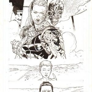 Andrei Bressan � Birthright 11p14 Comic Art