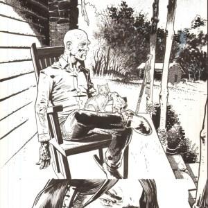 Andrei Bressan � Birthright 3p22 Comic Art