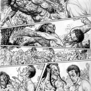 Glenn Fabry � Lot13 5p6 Comic Art