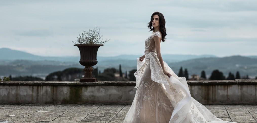 Vestidos de Noiva Berta - Coleção Seville