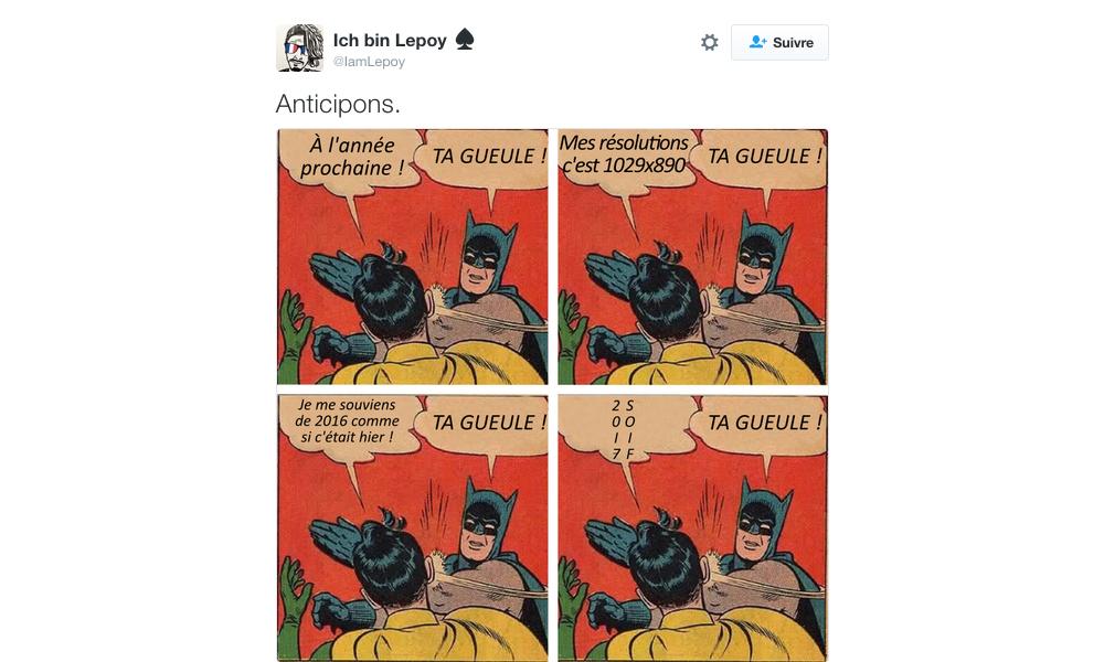 les tweets