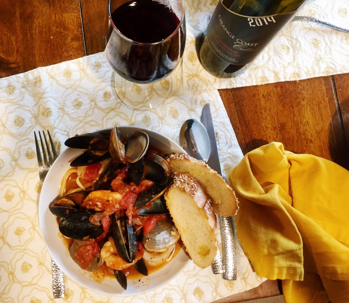How To Make Cioppino for Date Night at Home