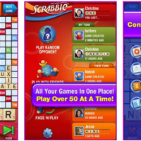 Scrabble Android App