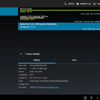 tTorrent Lite - Torrent Client for Android
