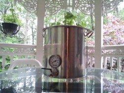 32 quart 8 gallon stainless steel brew kettle