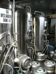 Beer Conditioning Tanks