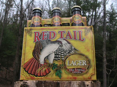 Mendocino Brewing Company Red Tail Lager
