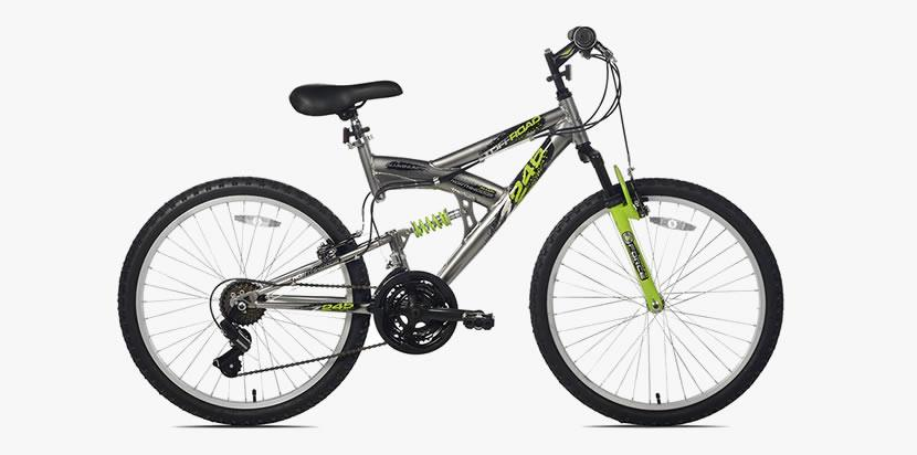 Northwoods Full Suspension Mountain Bike Review