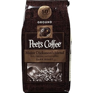 Peet's Coffee House Blend, Whole Bean Coffee, 12-Ounce Bag