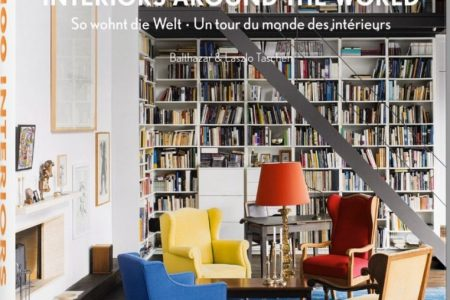 interior design books 100 interiors around the world 1
