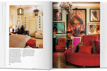 interior design books 100 interiors around the world