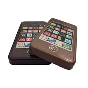 chocolade iPhone
