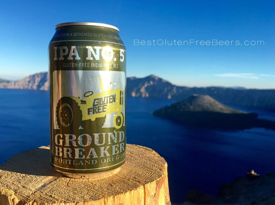 Gluten Free Beer Review: Ground Breaker IPA No. 5