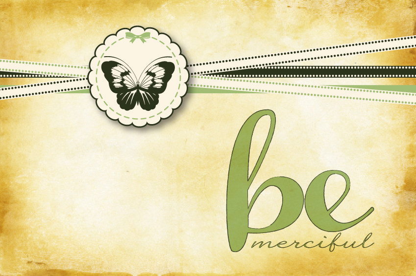 Be-Cast Episode 15: BE MERCIFUL