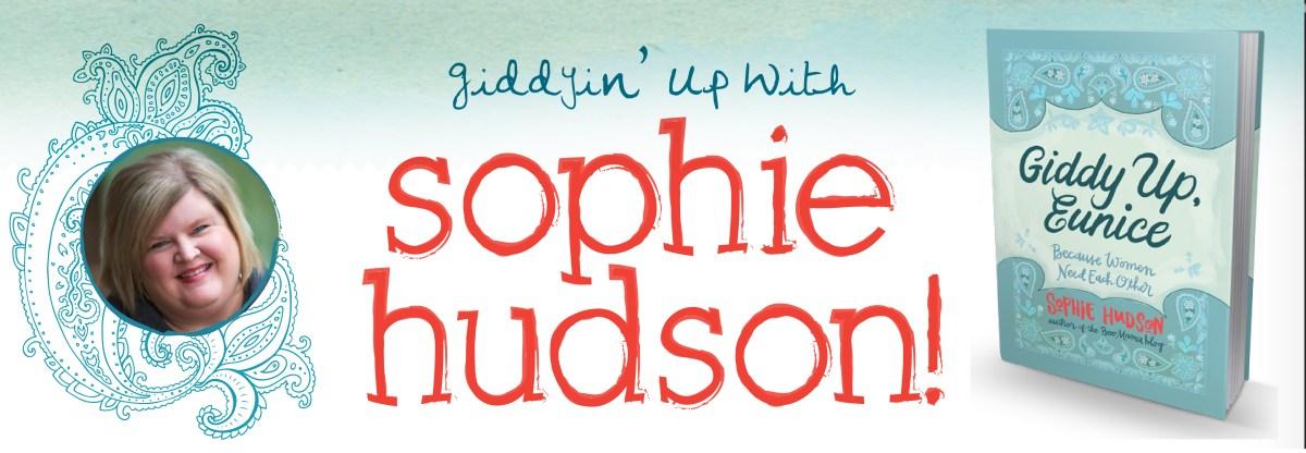 EPISODE 91: SOPHIE HUDSON!