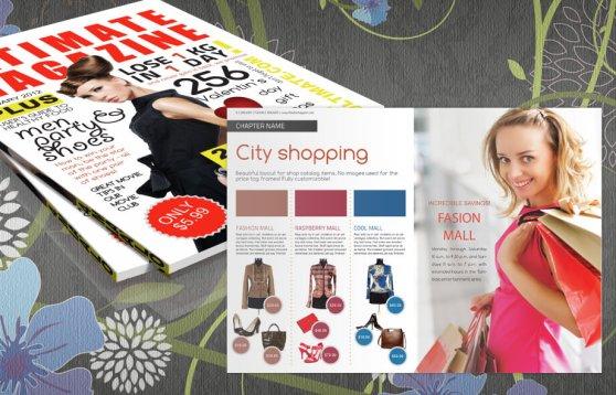Ultimate InDesign magazine