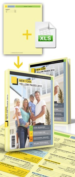 Yellow pages find email address names