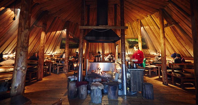 maison sami norvege