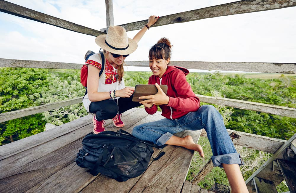 Guide Francais Reserve Sian Kaan