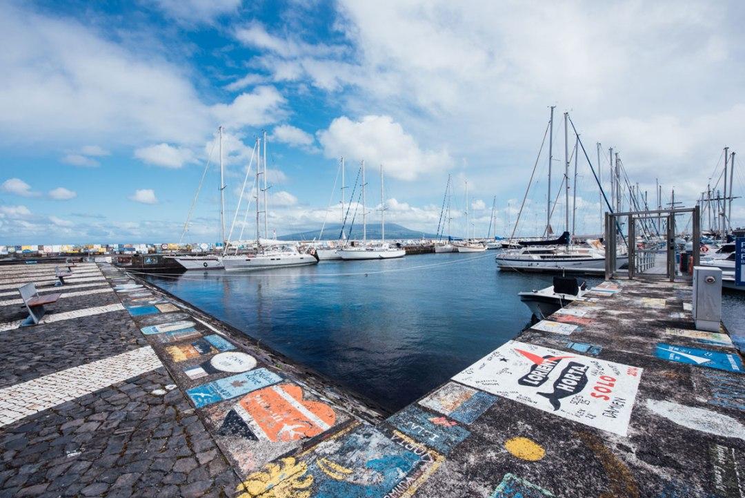 Port Horta Acores