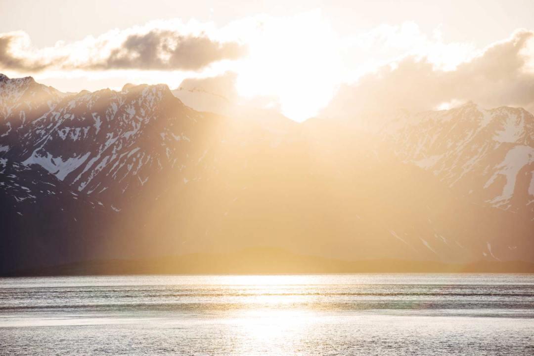 soleil de minuit norvege