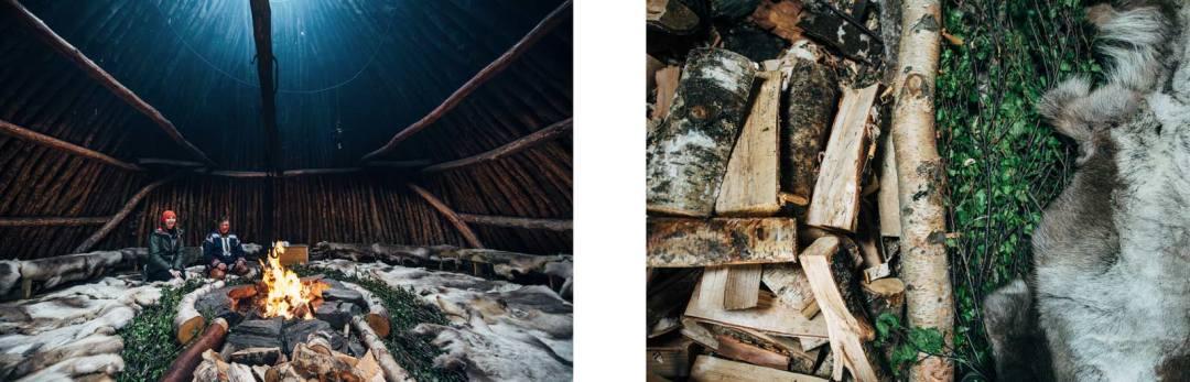 ou voir des sami en norvege