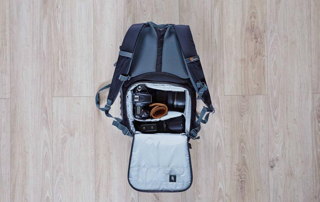 quel sac photo pour voyager
